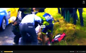 Contador Abandons 2014 TdF